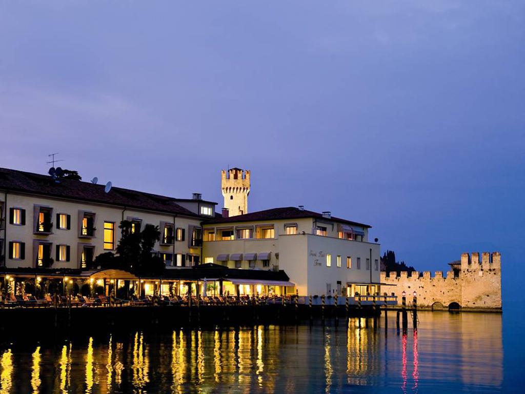 Grand hotel terme sirmione lake garda italy for Grand hotel