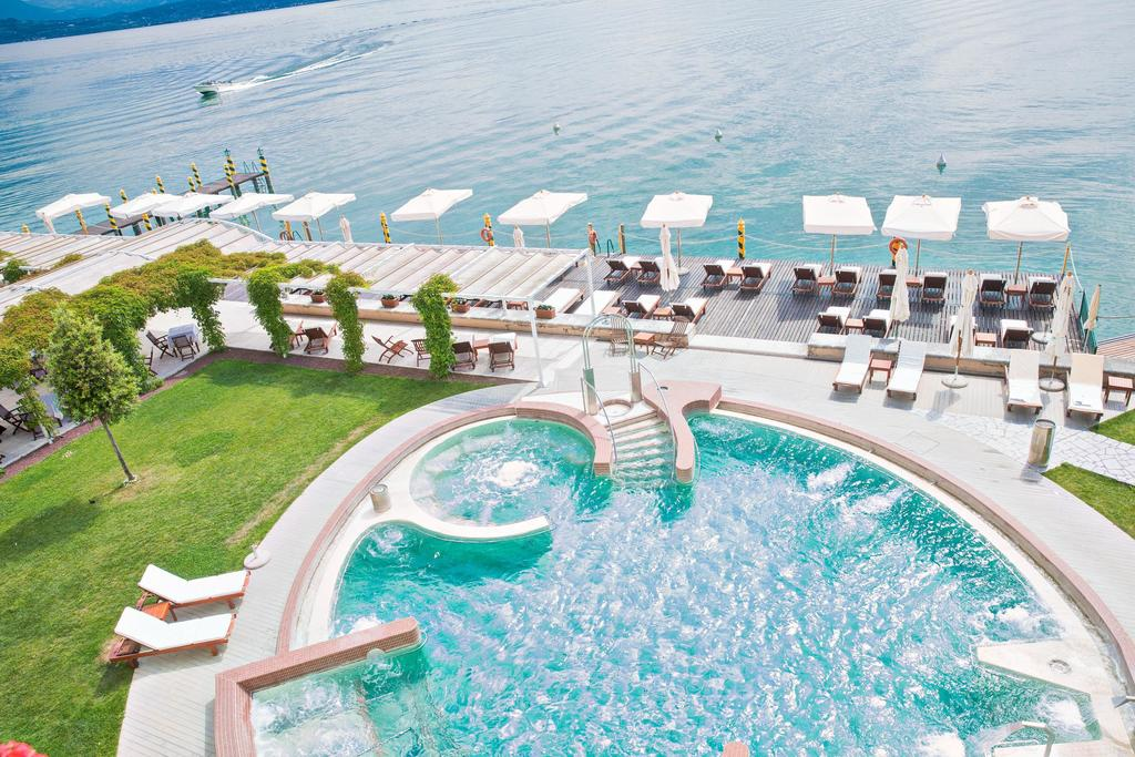 Terme Sirmione Hotel  Stelle