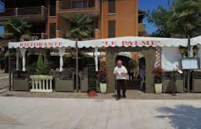 LE PALME Ristorante-Pizzeria