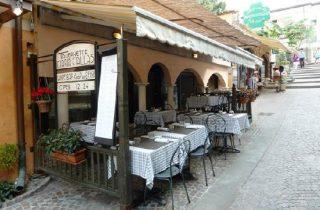 MARIA CALLAS Restaurant