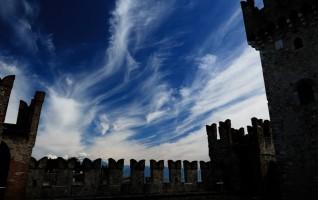 Il cielo sopra Sirmione di Stefano Panigalli (Gussago, BS)