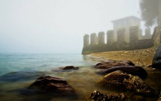 Nebbia mattutina di Renato Roberti (Lonato, BS)