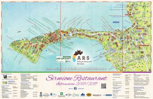 Mappa Ristoranti Sirmione 2019