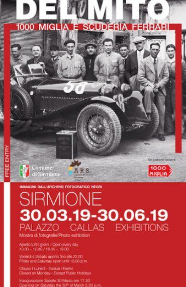 L'Italia del mito - Mostre Sirmione