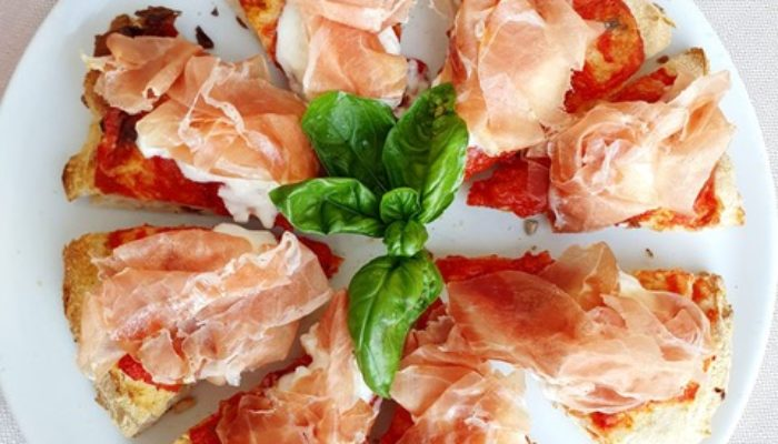 Pizzeria Le Palme Sirmione