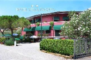 Hotel VILLA PAGODA **