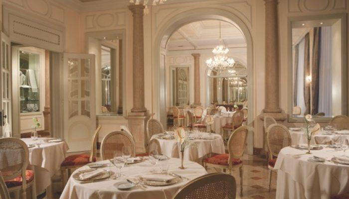 Ristorante Gardenie Hotel Villa Cortine Sirmione
