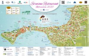 Mappa Ristoranti Sirmione front